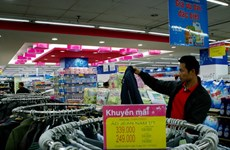 Hà Nội: Doanh số tăng cao vào Ngày vàng khuyến mại