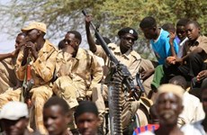 Xung đột bộ lạc ở Sudan làm ít nhất 100 người thiệt mạng