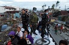 Bộ Quốc phòng ủng hộ quân đội Philippines 30.000 USD