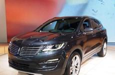 Lộ diện mẫu xe sang Lincoln MKC SUV đời 2015 mới