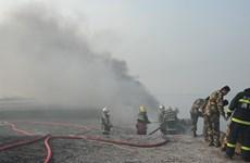 Trung Quốc bắt 9 đối tượng sau vụ nổ đường ống dẫn dầu