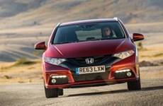 Honda công bố giá bán mẫu xe Civic Tourer mới tại Anh