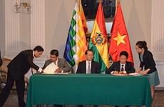 Bolivia đánh giá cao công cuộc phát triển đất nước của Việt Nam