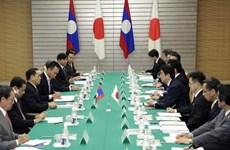 Nhật hỗ trợ Lào, Myanmar 710 triệu USD phát triển hạ tầng