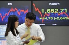Chứng khoán châu Á nín thở chờ kết quả họp của Fed