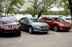 Sản lượng ôtô ngoài nước của các hãng Nhật Bản cao kỷ lục