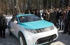 Nga sẽ miễn thuế nhập khẩu ôtô điện vì môi trường