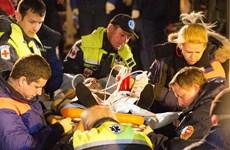 """Nga: """"Góa phụ"""" đánh bom liều chết, 60 người thương vong"""