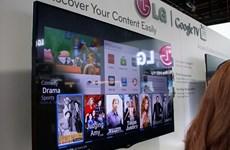 Hệ điều hành di động webOS hồi sinh trong TV của LG