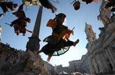 Người dân Italy tưng bừng chào đón lễ hội Befana