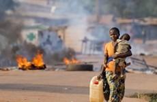 Trung Phi tiếp tục hỗn loạn sau khi Tổng thống lâm thời từ chức