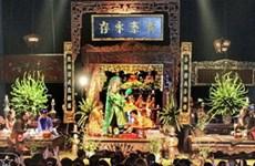 Huyền bí nghệ thuật hát Chầu văn và nghi thức hầu đồng