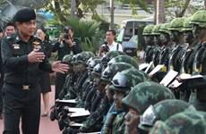 Quân đội Thái sẽ can thiệp nếu mọi thứ vượt tầm kiểm soát