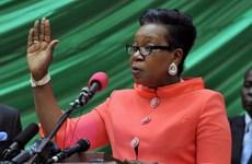 Tân Tổng thống lâm thời Trung Phi tuyên thệ nhậm chức