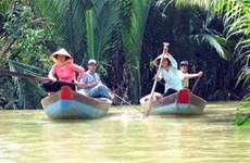 Lượng du khách đến Tiền Giang tăng mạnh trong dịp Tết
