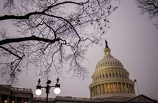 Thâm hụt ngân sách Mỹ giảm mạnh trong bốn tháng qua