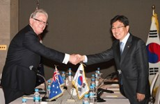 Hàn Quốc và Australia đã ký tắt FTA song phương