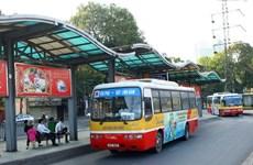 Năm 2014 tập trung nâng cao chất lượng dịch vụ xe buýt