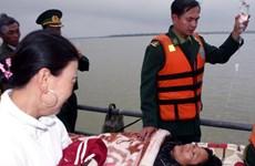 Chăm sóc sức khỏe quân dân đảo tiền tiêu Cù Lao Chàm