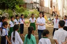Quỹ Christina Noble kêu gọi quyên góp cho trẻ em Việt