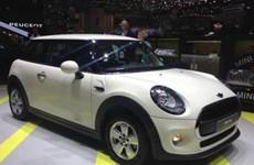 Mini bắt đầu bán mẫu xe hoàn toàn mới ở thị trường Anh