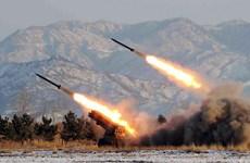 Hàn Quốc cảnh báo Triều Tiên có thể tiếp tục bắn tên lửa