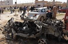 """Libya kêu gọi nước ngoài hỗ trợ """"tiêu diệt khủng bố"""""""