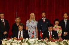 Nhiều cơ hội hợp tác đầu tư giữa Việt Nam và Na Uy
