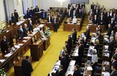 Hạ viện Séc bác bỏ việc sáp nhập Crimea vào Nga