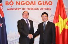 Việt Nam là một trong các đối tác chủ chốt của New Zealand