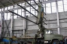 Ukraine dừng các hợp đồng về thiết bị quân sự với Nga