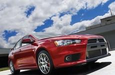 Mitsubishi sẽ dừng sản xuất mẫu Lancer Evolution sedan