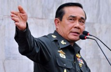 Quân đội Thái Lan sẽ không quay lưng lại với chính phủ