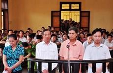 Bốn cán bộ giao đất sai quy định tại Hà Tĩnh lĩnh án tù