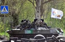 Hy vọng mong manh về khả năng hạ nhiệt căng thẳng ở Ukraine