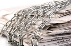 Tự do báo chí ở mức thấp nhất trong 10 năm qua