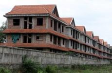 Tiếp sức hoàn thiện các dự án bất động sản dở dang