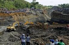 Sập hầm mỏ lậu ở Colombia, ít nhất ba người thiệt mạng