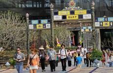 Cố đô Huế thu hút hơn 20.000 du khách mỗi ngày nghỉ lễ