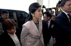 Thái Lan ấn định thời điểm ra phán quyết với bà Yingluck