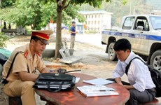Bảo đảm trật tự, an toàn giao thông Đại lễ Phật đản 2014