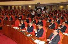Ngày làm việc thứ 2 Hội nghị TW 9 BCH Trung ương Đảng