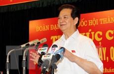 Thủ tướng Chính phủ: Kiên quyết bảo vệ chủ quyền quốc gia