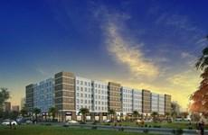 162 tỷ đồng xây dự án nhà ở xã hội đầu tiên tại An Giang