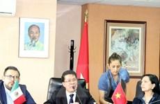 Nhóm nghị sỹ Mexico-Việt Nam kêu gọi đối thoại cho Biển Đông
