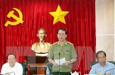 Bộ trưởng Trần Đại Quang: Không dung túng đối tượng gây rối