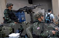 Cộng đồng thế giới quan ngại về tình hình Thái Lan