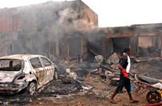 Đánh bom kép ở Nigeria, ít nhất 118 người thiệt mạng