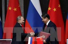 Ông Putin ca ngợi hợp đồng khí đốt lịch sử với Trung Quốc