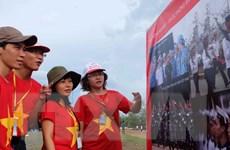 Triển lãm ảnh và tư liệu Hoàng Sa, Trường Sa là của Việt Nam